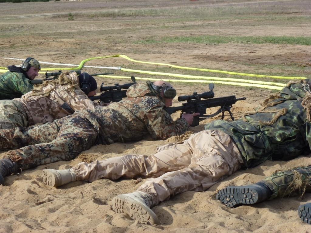 7th Worldwilde Sniper Contest République Tchèque.  7eANMM