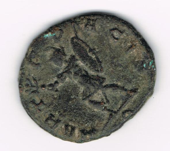 Antoniniano de Aureliano. MARTI PACIF. Marte avanzando a izq. Ceca Mediolanum. Y5KEbc