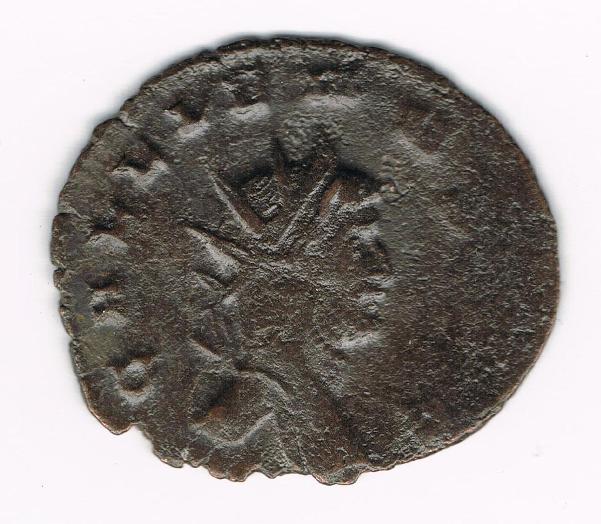 Antoniniano de Galieno. IOVI CONS AVG. Cabra andando a dcha. Ceca Roma. IHI9H4