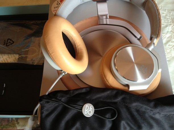 Compra de Bowers & Wilkins P7 o B&O BeoPlay H6  A4rs