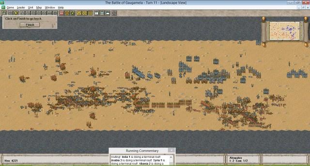 CR - Great Battles of Alexander : Gaugamèles RGeYPa