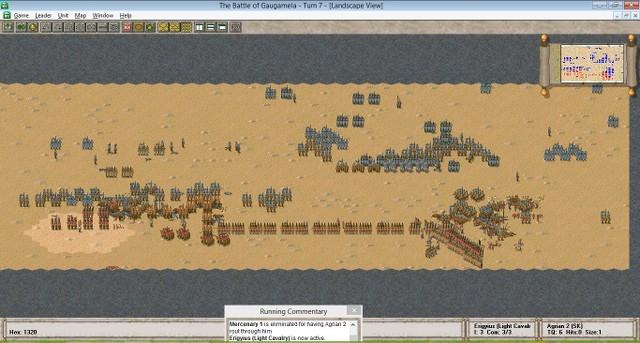 CR - Great Battles of Alexander : Gaugamèles XvNDV0