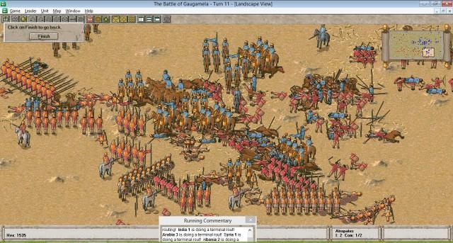 CR - Great Battles of Alexander : Gaugamèles ITBk2F