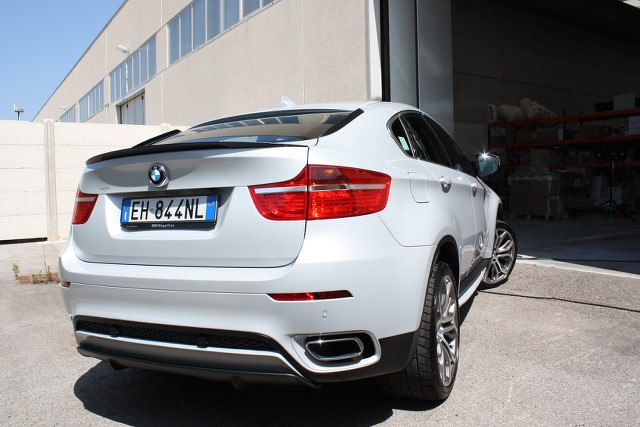 BMW X6 Crystal Serum + EXO N7rVm6