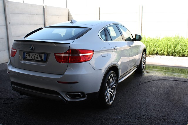 BMW X6 Crystal Serum + EXO UWbCtt