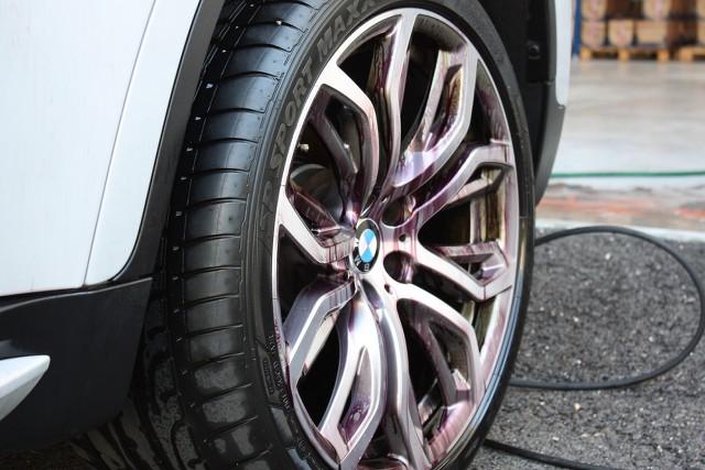 BMW X6 Crystal Serum + EXO CbSedC