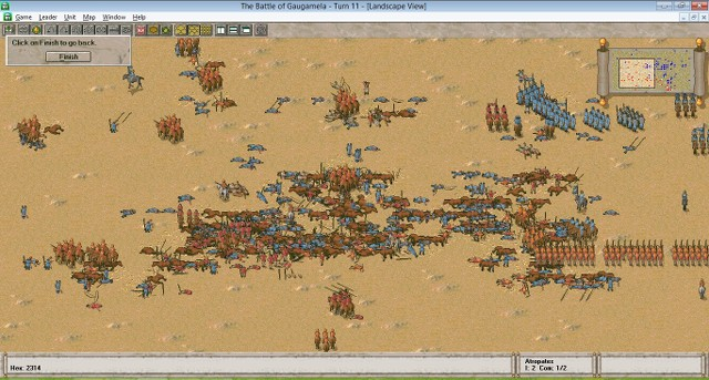 CR - Great Battles of Alexander : Gaugamèles TsDRdK