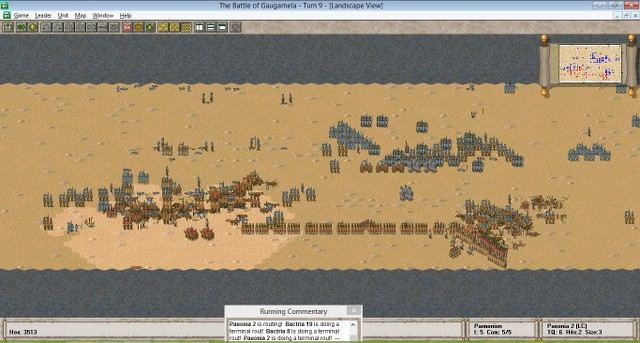 CR - Great Battles of Alexander : Gaugamèles QRaiLx