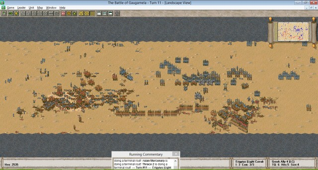 CR - Great Battles of Alexander : Gaugamèles IyeUwO