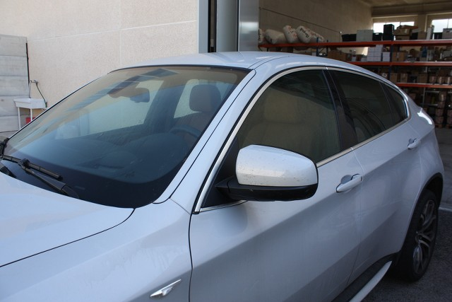 BMW X6 Crystal Serum + EXO 6CeeYx