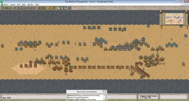 CR - Great Battles of Alexander : Gaugamèles BY3gCl