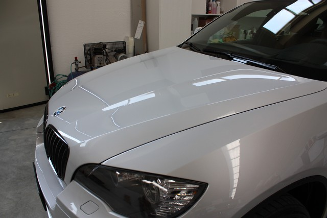 BMW X6 Crystal Serum + EXO Zv4AhB