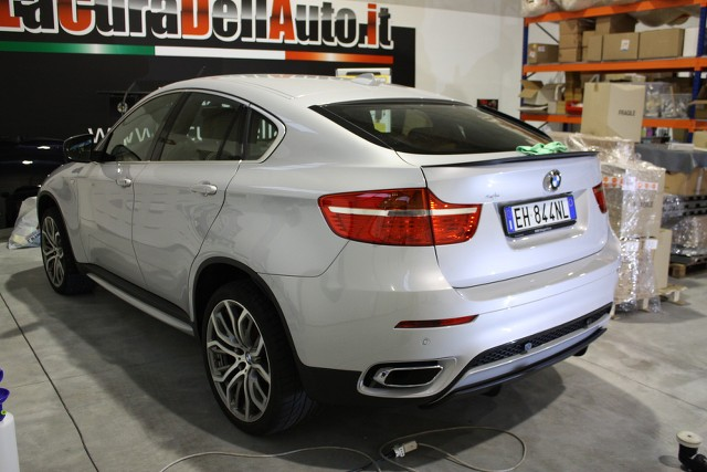 BMW X6 Crystal Serum + EXO Av5oLu