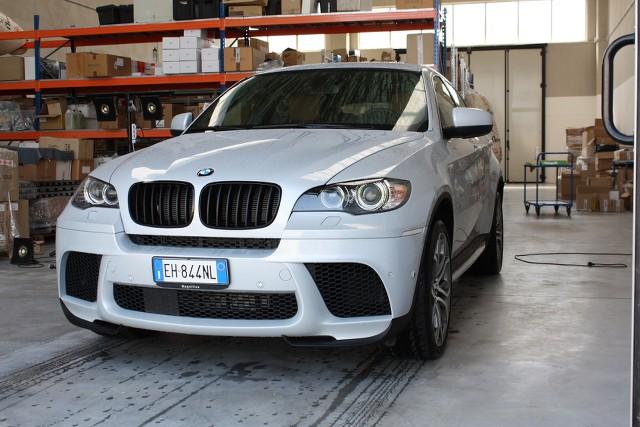 BMW X6 Crystal Serum + EXO MHo1Fe
