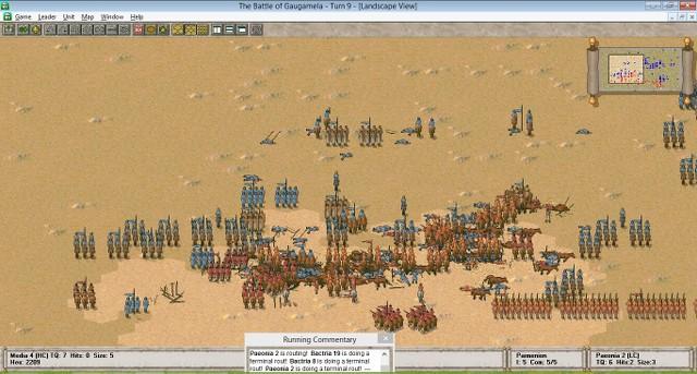 CR - Great Battles of Alexander : Gaugamèles H3scaz