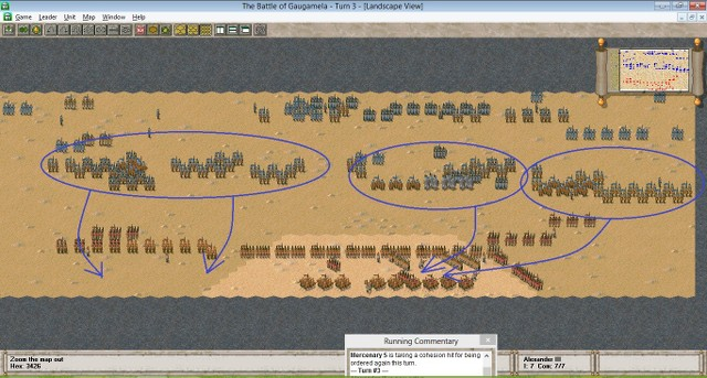 CR - Great Battles of Alexander : Gaugamèles GWPF5P