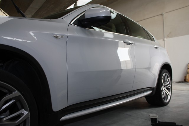 BMW X6 Crystal Serum + EXO Eronug