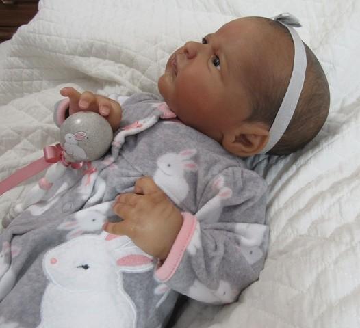 Reborn Baby Alfie by Laura Lee Eagles! 60YnsJ