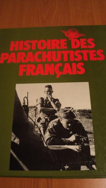 HISTOIRE DES PARACHUTISTES FRANCAIS DteZ5x