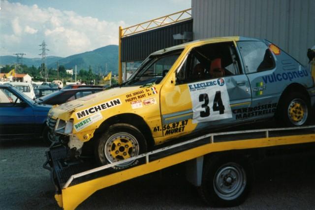 205 GTI 1.6 Gr. N et Gr. A / E.SENEGAS (1988 à 1991) 3H5uDt