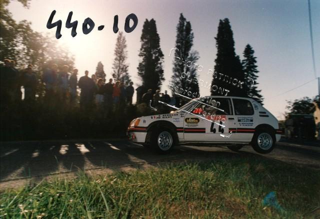 205 GTI 1.6 Gr. N et Gr. A / E.SENEGAS (1988 à 1991) IYMYrm