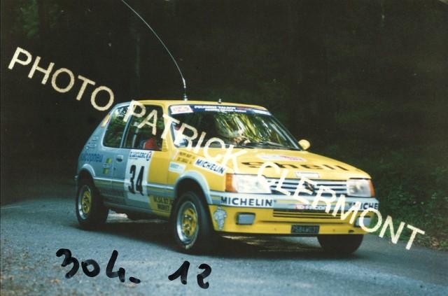 205 GTI 1.6 Gr. N et Gr. A / E.SENEGAS (1988 à 1991) QlfroF