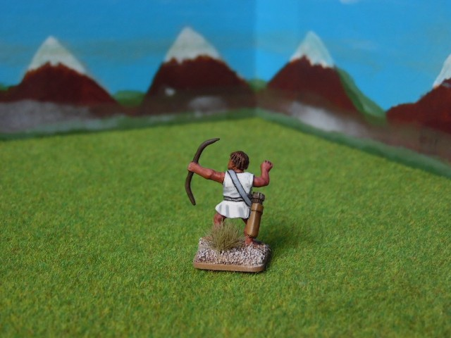Carthaginois en 28mm WfLNSB