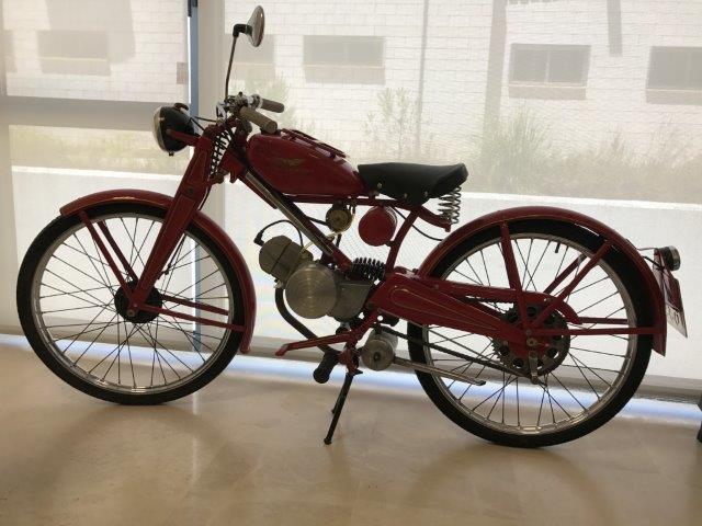 guzzi - Mi Moto Guzzi Hispania 65 Afeb2M