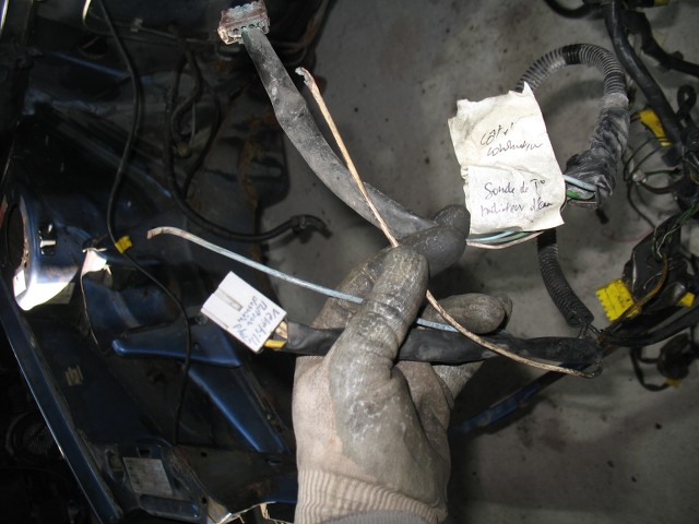 """Problème faisceau électrique sur GTI 1.9l de 1992 """"suisse"""" JdaANG"""