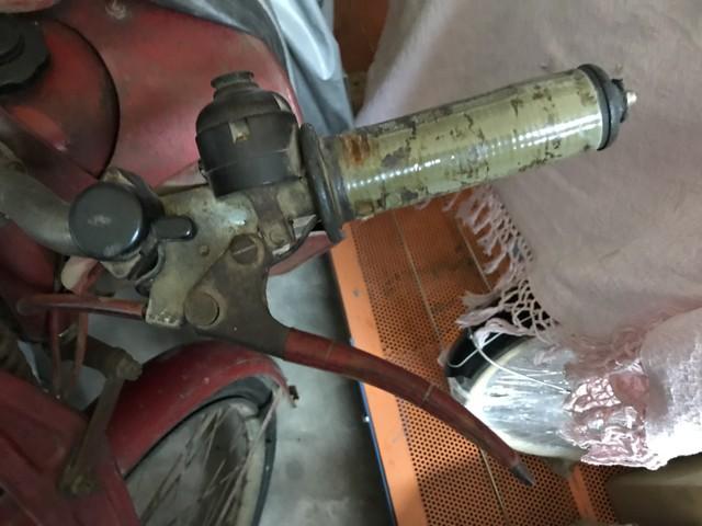 guzzi - La primera Guzzi 65 fabricada en España - Página 2 L30Rr3