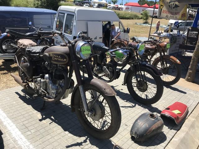 Feria de vehiculos clasicos de Sils (Gerona) WsJNM0