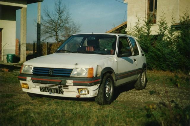 205 GTI 1.6 Gr. N et Gr. A / E.SENEGAS (1988 à 1991) 6x8qa9