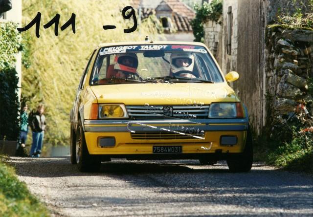205 GTI 1.6 Gr. N et Gr. A / E.SENEGAS (1988 à 1991) Mm7lpK