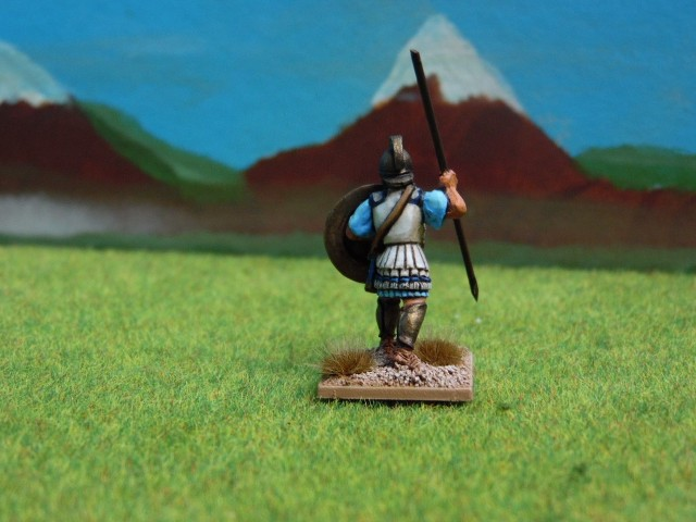 Carthaginois en 28mm TGlULL