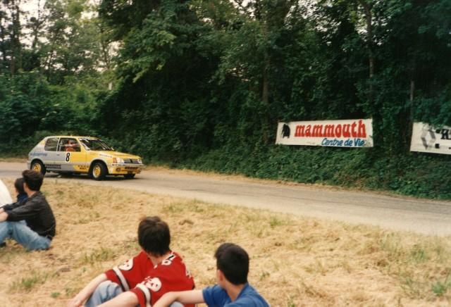 205 GTI 1.6 Gr. N et Gr. A / E.SENEGAS (1988 à 1991) Vh2OCU