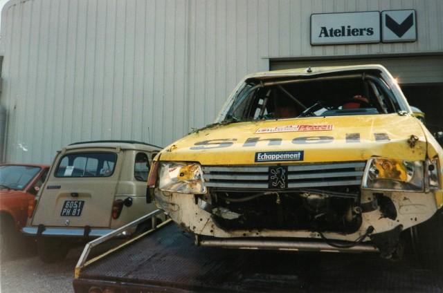 205 GTI 1.6 Gr. N et Gr. A / E.SENEGAS (1988 à 1991) 7byj9o