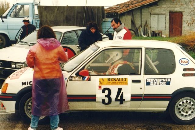205 GTI 1.6 Gr. N et Gr. A / E.SENEGAS (1988 à 1991) Vkrti0