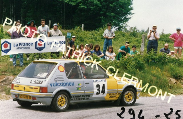 205 GTI 1.6 Gr. N et Gr. A / E.SENEGAS (1988 à 1991) BLW9uC