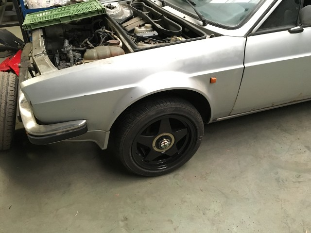 Restauration Alfasud Sprint 1500 veloce de Cali OCuSTS