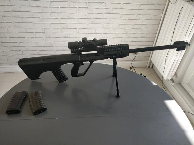M4 Cqb Vfc, Steyr Aug Kit M82, Glock 19 Gbb, Beretta Gbb, Et Matos Divers, vente suite arrêt ZgLTyS