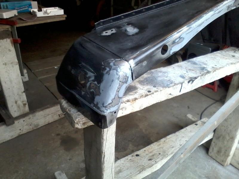 réparation ailes d'YJ 4.0L Uee9