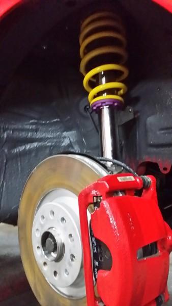Härkönen: Octavia RS '14 6x55