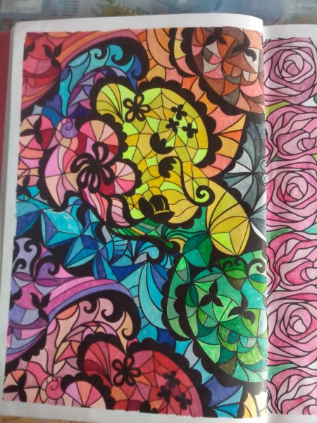 Mes coloriages 7abyF0