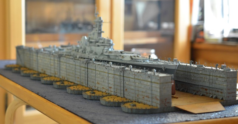 ABSD ARTISAN et USS MASSACHUSETTS BB-59 au 1/350 - Page 10 BJVYyr