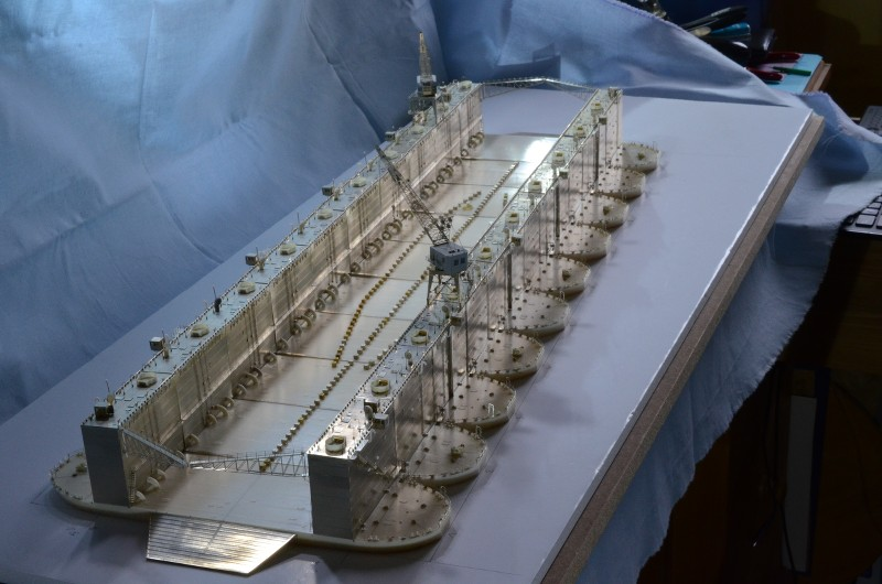 ABSD ARTISAN et USS MASSACHUSETTS BB-59 au 1/350 - Page 5 QI16P6