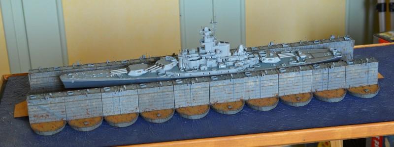 ABSD ARTISAN et USS MASSACHUSETTS BB-59 au 1/350 - Page 10 NPoRst