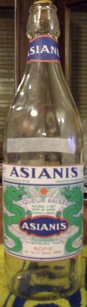 Pastis Asianis YOCKaZ