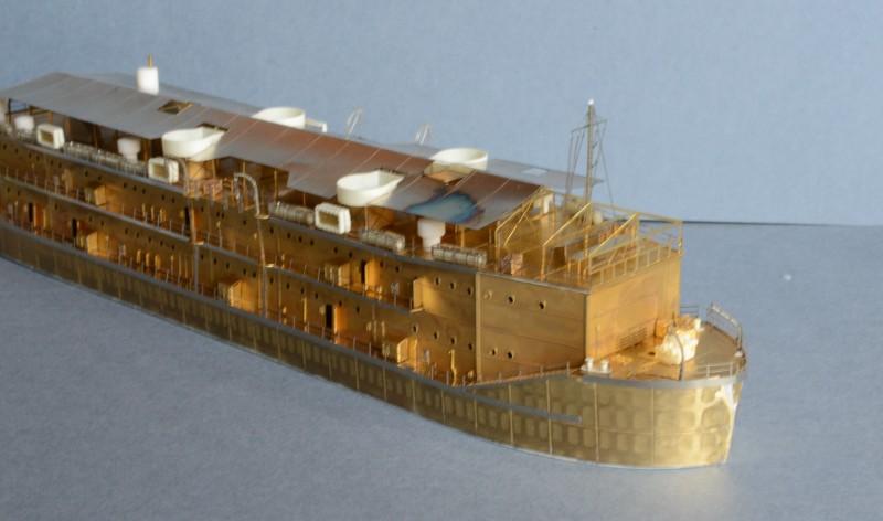 ABSD ARTISAN et USS MASSACHUSETTS BB-59 au 1/350 - Page 7 OPfLck
