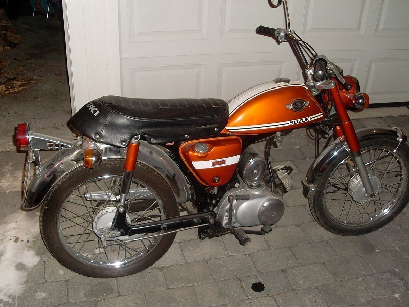 1974 Suzuki AC50 SZoSbu