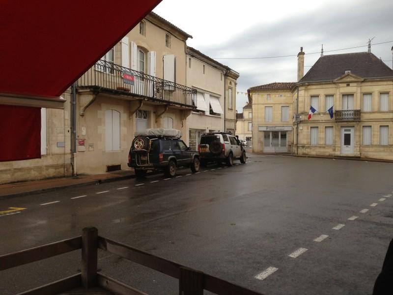 La traversée de la France avec ma p'tite Jeep AsXHmn